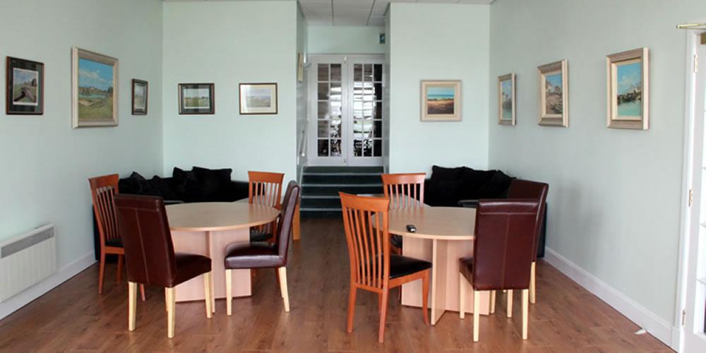 The Drumoig hotel restaurant